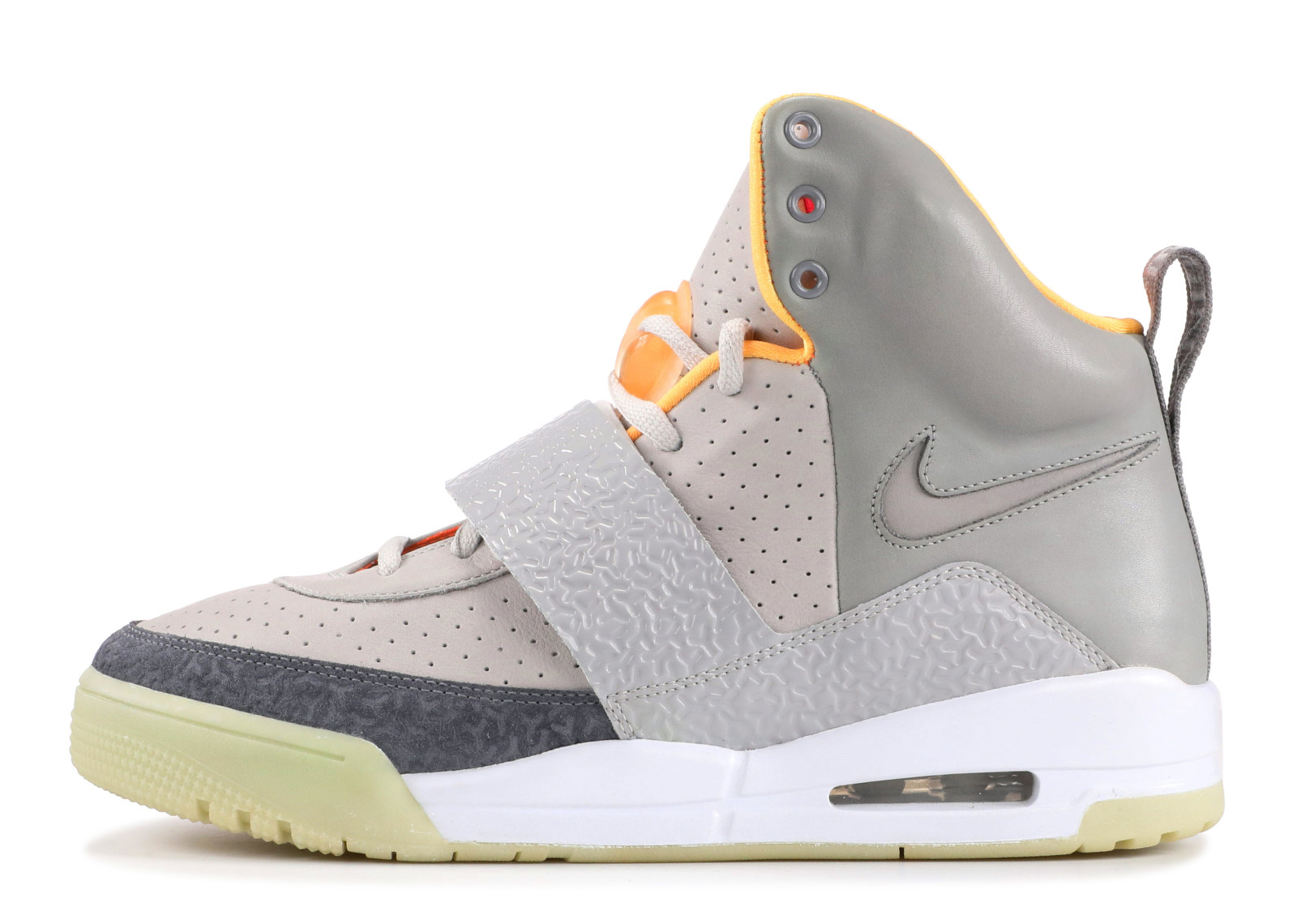 Air Yeezy 1 Zen Grey/Light Charcoal