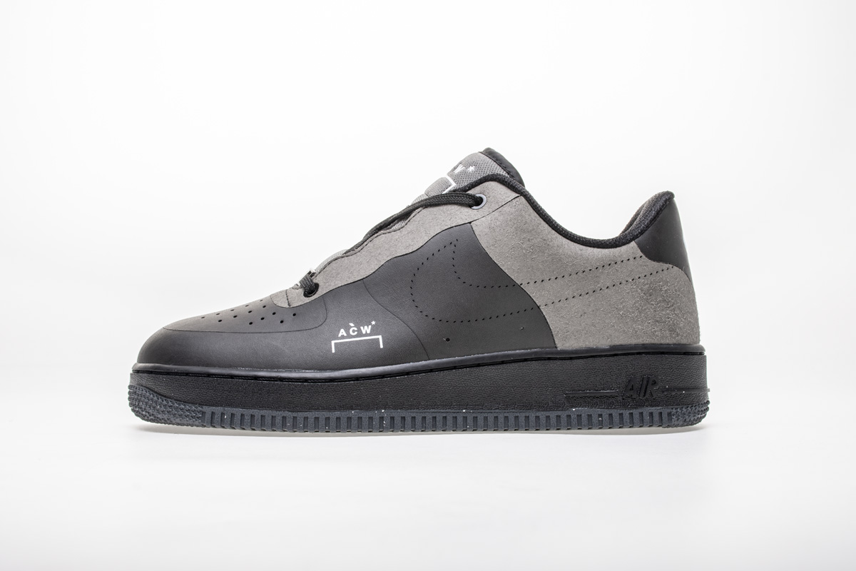 A-Cold-Wall* x Air Force 1 Low 'Black' BQ6924 001