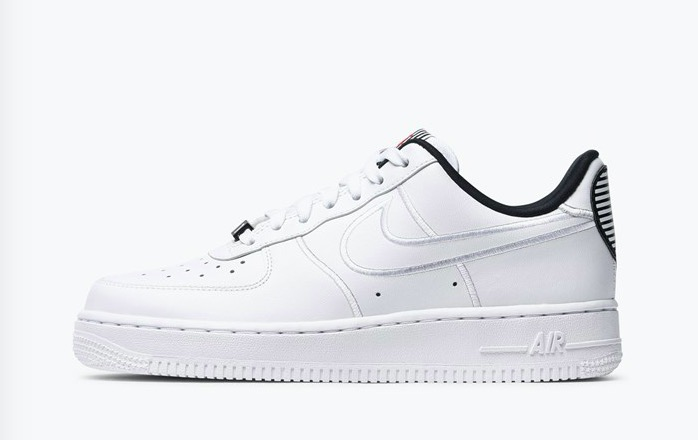 Air Force 1 07 SE LX 'Broken Hearted' AJ0867 100