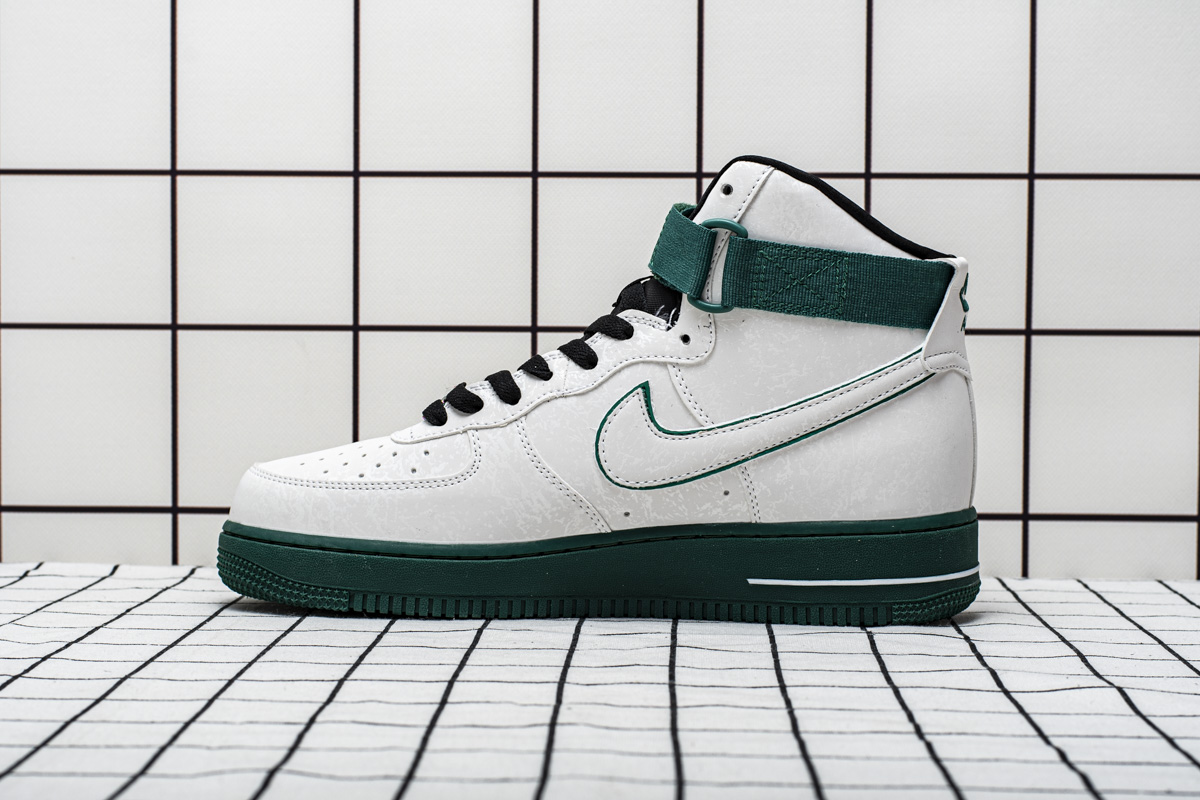 Air Force 1 High '07 LV8 'China Hoop Dreams' CK4581 110 - Click Image to Close