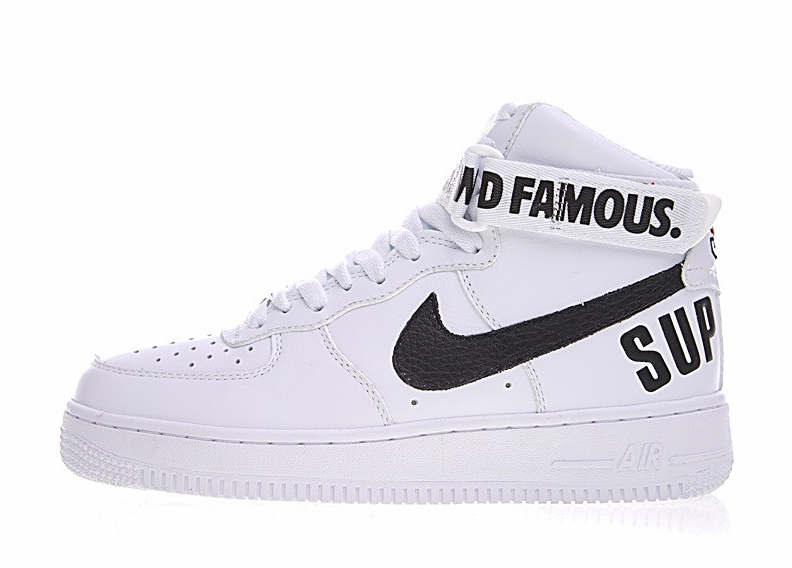 Air Force 1 High Supreme SP 'Supreme' 698696 100