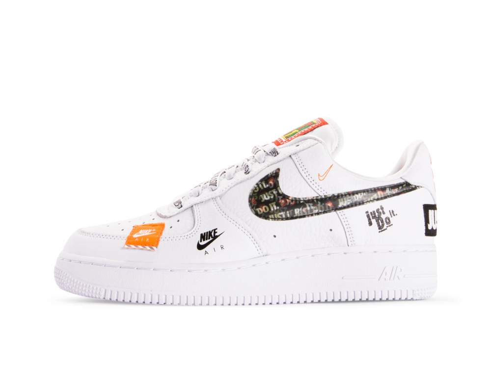 Air Force 1 Low '07 PRM GS 'Just Do It' AO3977 100
