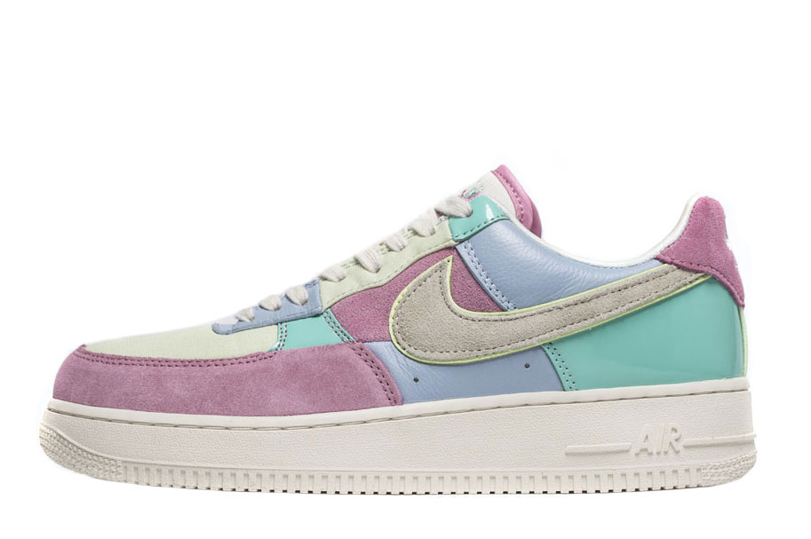 Air Force 1 Low 'Spring Patchwork' 2018 AH8462 400