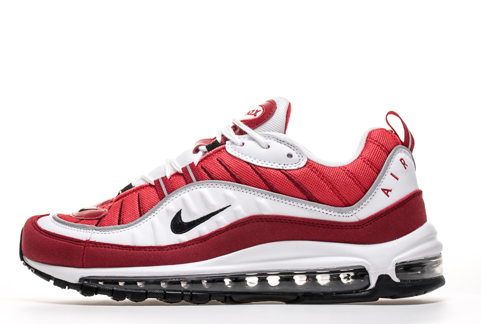 Air Max 98 'Gym Red' AH6799 101