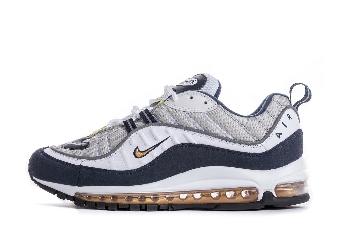 Air Max 98 'Tour Yellow' 2018 640744 105