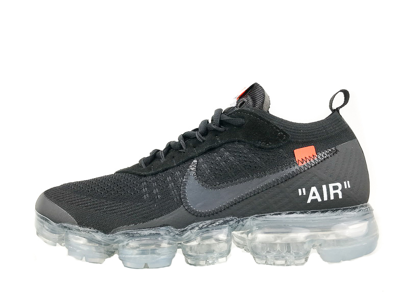 OFF-WHITE x Air VaporMax 'Part 2' 'Black' AA3831 002