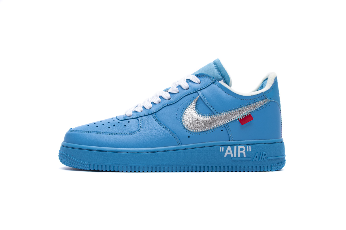 OFF-WHITE x Air Force 1 Low '07 'MCA' CI1173 400