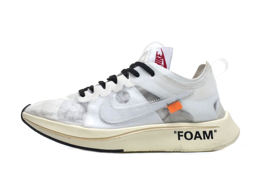 THE 10: OFF-WHITE x Zoom Fly AJ4588 100