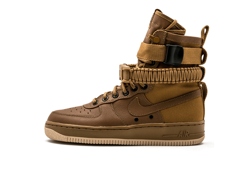 SF Air Force 1 'Golden Beige' 857872 200