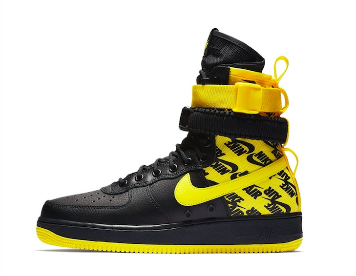 SF Air Force 1 'Dynamic Yellow' AR1955 001