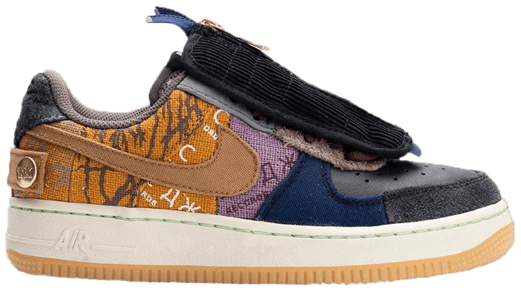 Travis Scott x Air Force 1 Low 'Cactus Jack' CN2405 900