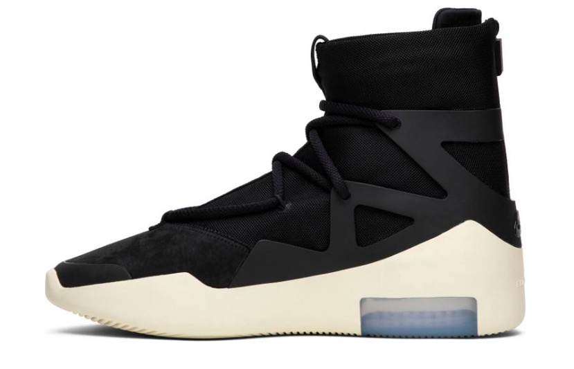 Air Fear Of God 1 'Black' AR4237 001