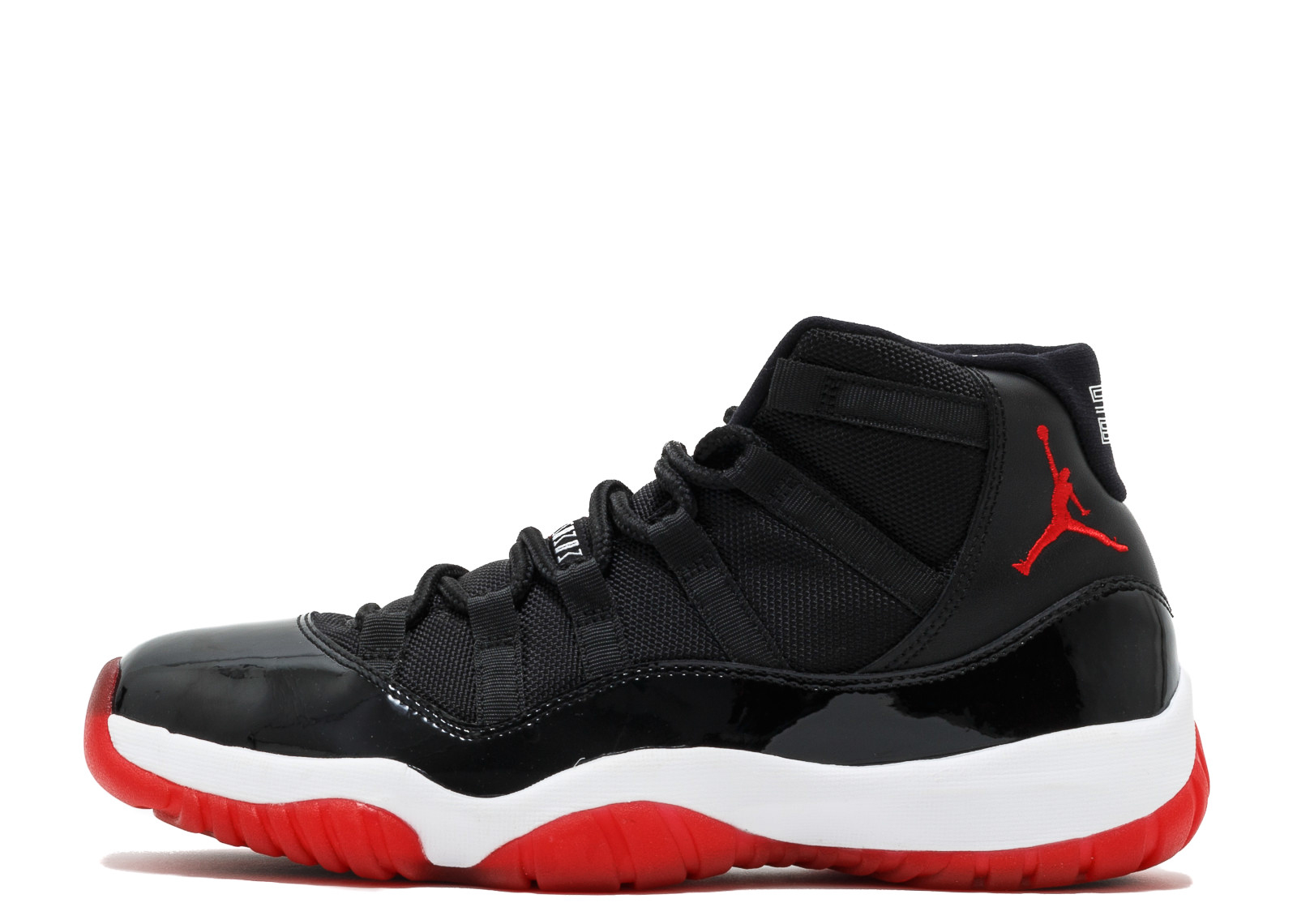 Air Jordan 11 Retro 'Bred' 2012 378037 010