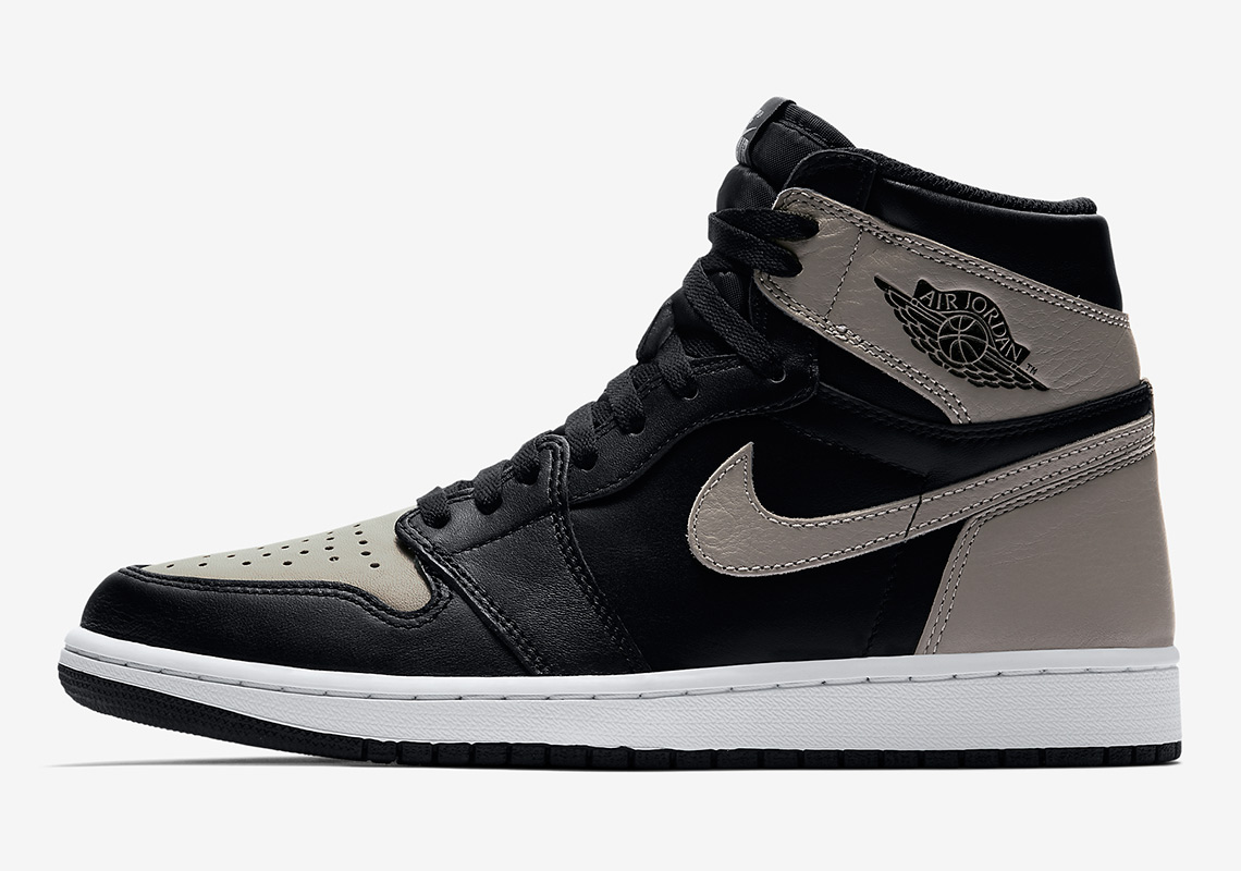 Air Jordan 1 Retro High OG 'Shadow' 2018 555088 013