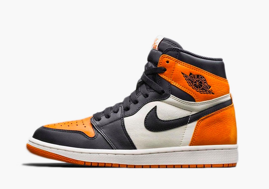 Air Jordan 1 Retro High OG 'Shattered Backboard' 555088 005