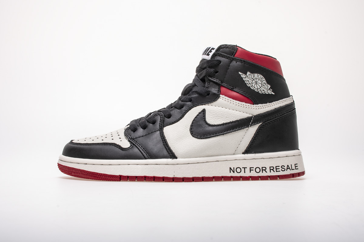 Air Jordan 1 Retro High OG NRG 'Not For Resale' 861428 106