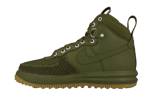 Lunar Force 1 Duck Boot 'Olive' 805899 201