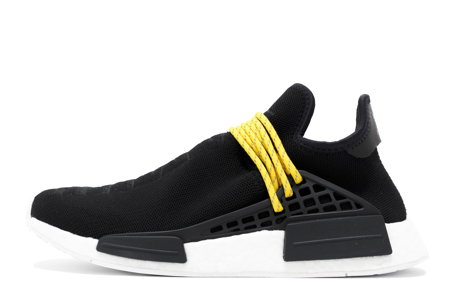 "PW HUMAN RACE NMD ""PHARRELL"" 'Black' BB3068"