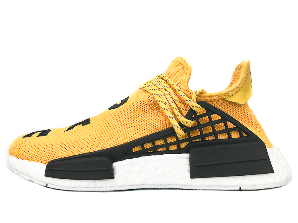 "PW HUMAN RACE NMD ""PHARRELL"" 'EQT Yellow' BB0619"