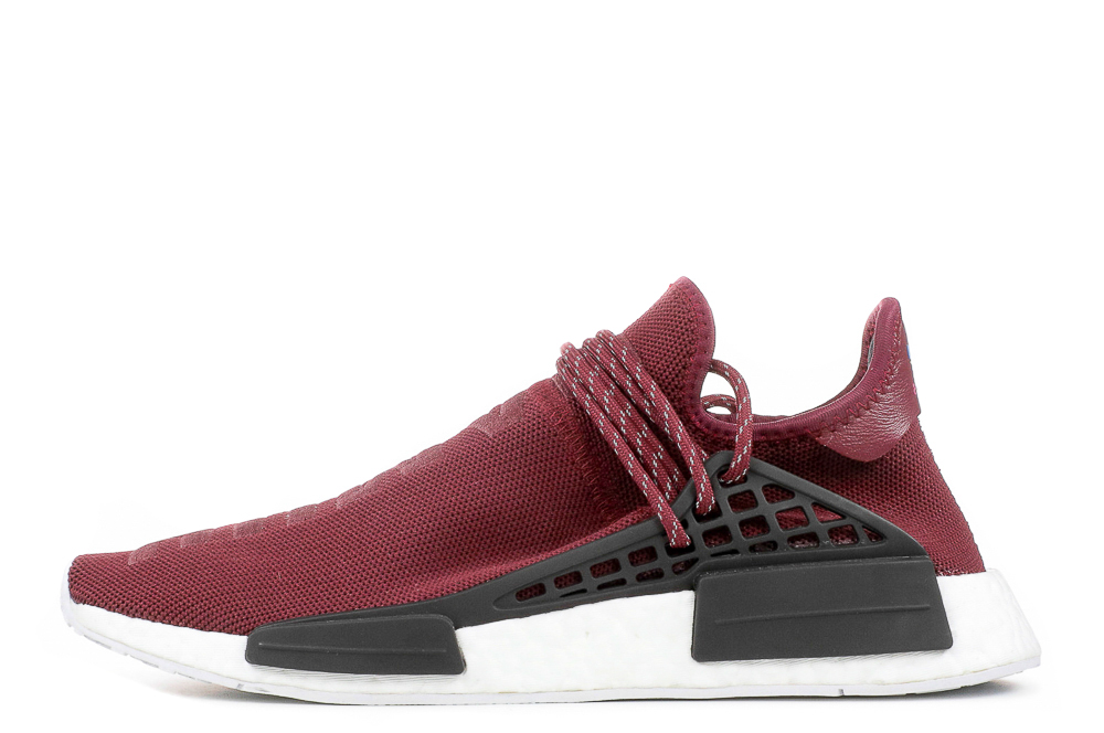 "PW HUMAN RACE NMD SAMPLE ""NOBLE CRIMSON"" BB0617A"