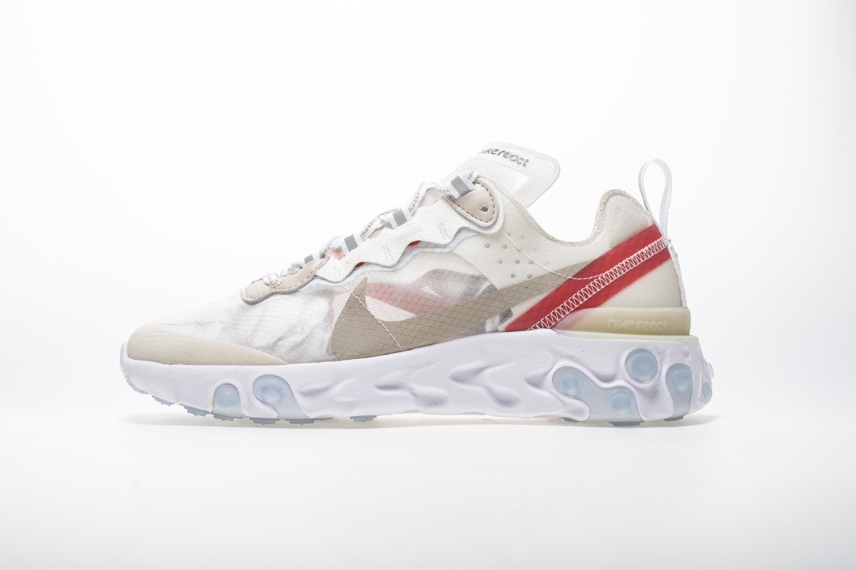 React Element 87 'Light Bone' AQ1090 100