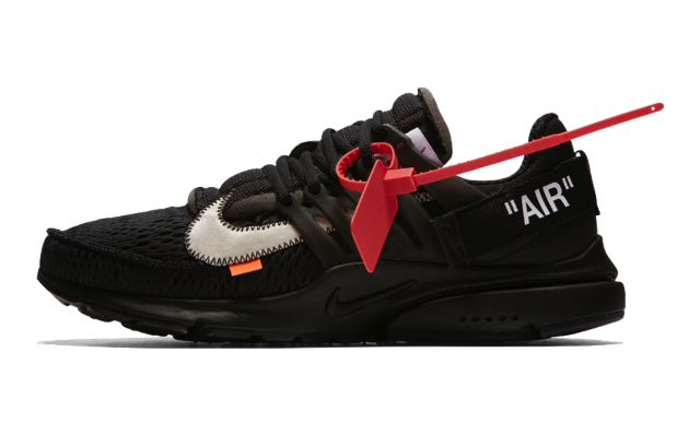 OFF-WHITE x Air Presto 'Black' AA3830 002