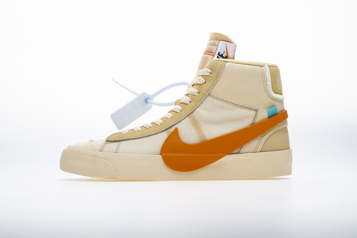 OFF-WHITE x Blazer Mid 'All Hallows Eve' AA3832 700